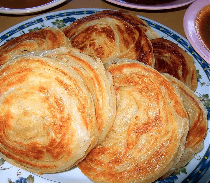 Recipe: Easy Malaysian Paratha