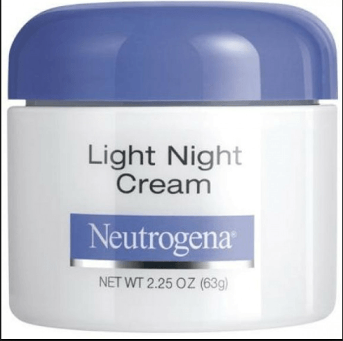 Review : Glow with Neutrogena Light Night Cream!