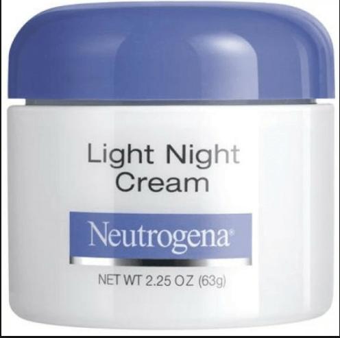 Review : Glow with Neutrogena Light Night Cream!