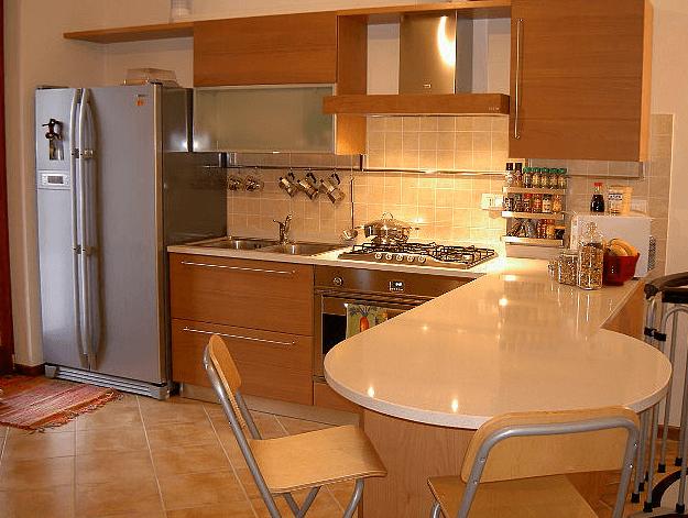 8 quick ways to clean your kitchen platform - Pintar encimera cocina ...