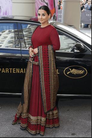Vidya Balan Style Check 2013