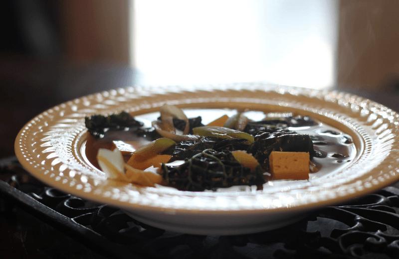 Recipe : Healthy Japanese Miso Soup