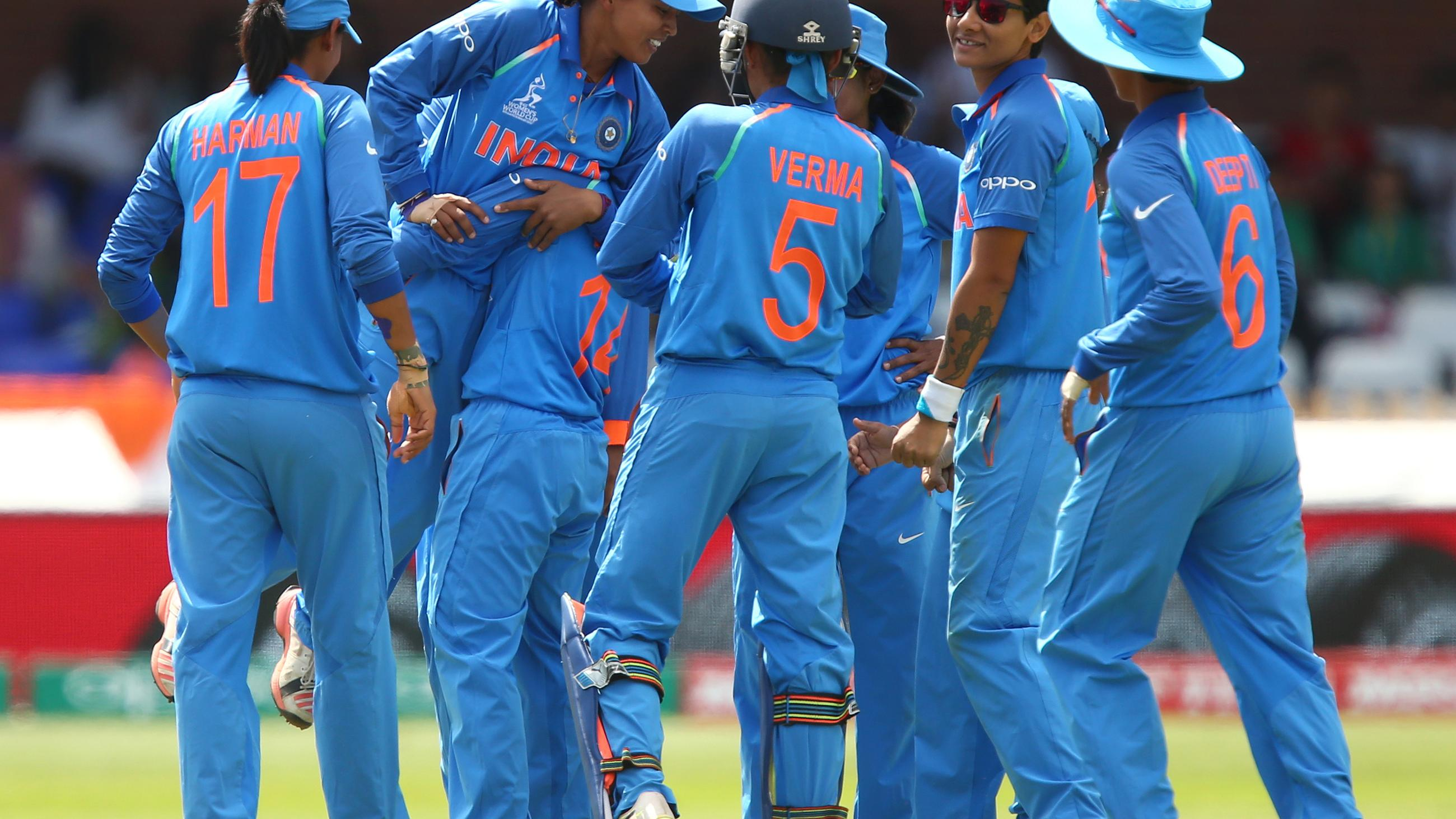 Cheers for the Women in Blue:  ICC Women's T20 World Cup 2020